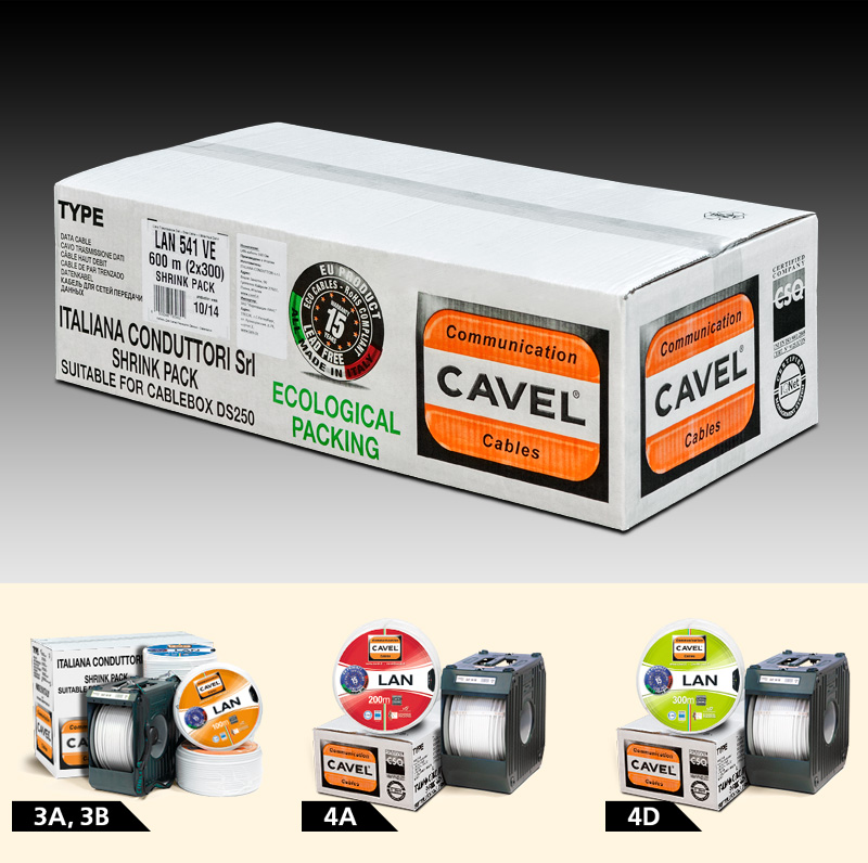 CAVEL white box